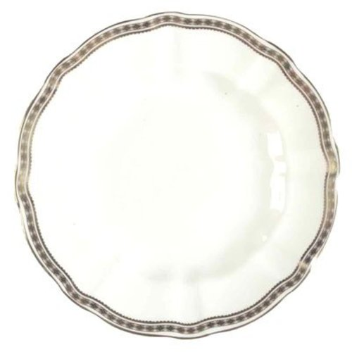 Royal Crown Derby Carlton Gold 8 in. Plate