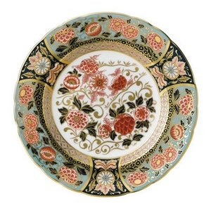 Royal Crown Derby Riverside Park 8 in. Plate - DISCONTINUED