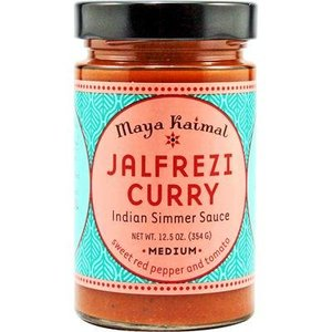 Maya Kaimal Fine Indian Foods Maya Kaimal Jalfrezi Curry Sauce