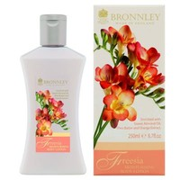 Bronnley Freesia Body Lotion