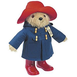 Paddington Bear Rainbow Designs Large Traditional Paddington