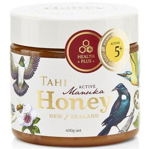 Tahi New Zealand Manuka Honey - Active 5+