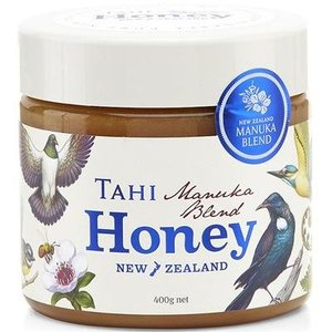 Tahi New Zealand Honey - Manuka Blend