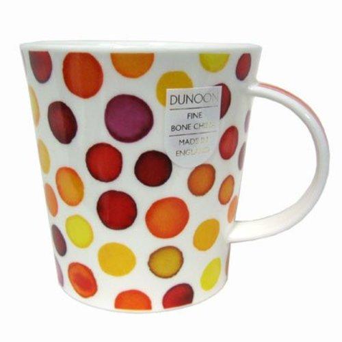 Dunoon Lomond Spots Indian Summer Mug