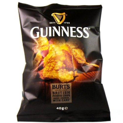 Guinness Guinness Crisps - 40g