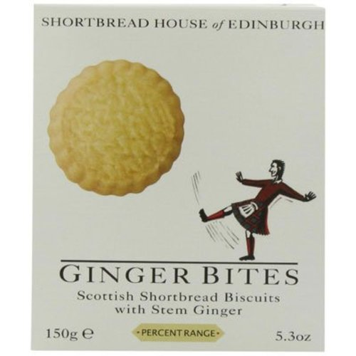 Shortbread House of Edinburgh Shortbread House of Edinburgh Ginger Bites