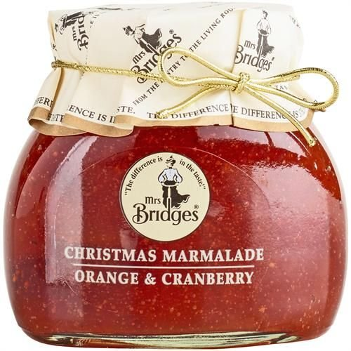 Mrs. Bridges Mrs. Bridges Christmas Marmalade