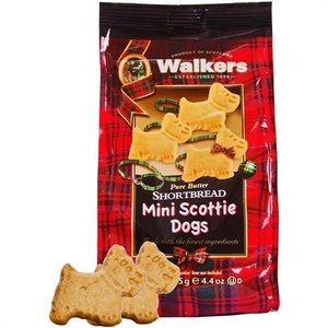 Walker's Shortbread Co. Walkers Mini Scottie Dogs