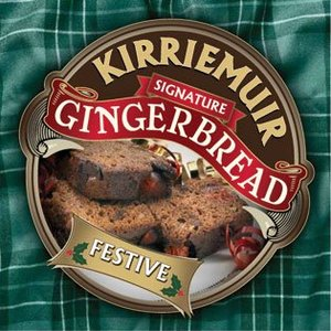 Kirriemuir Festive Gingerbread