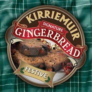 Kirriemuir Kirriemuir Festive Gingerbread