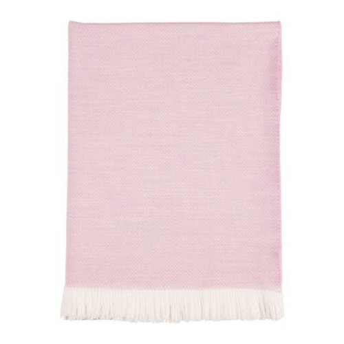 Johnstons of Elgin Johnstons Merino Small Diced Weave Throw