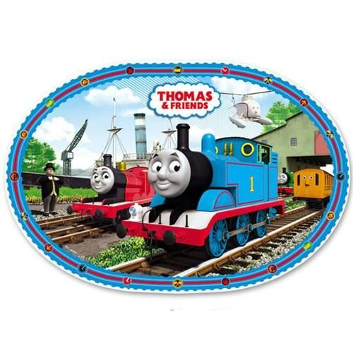 Thomas the Tank Engine Thomas and Friends Vinyl Placemat