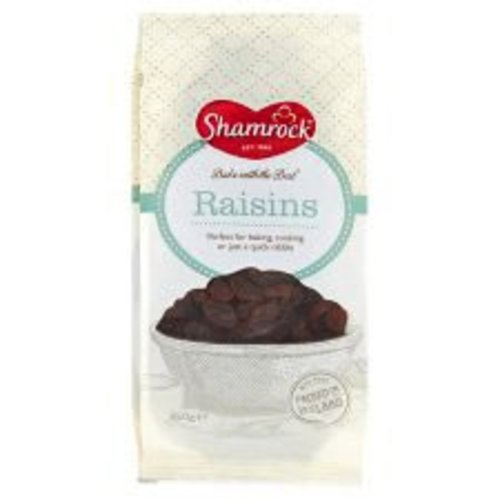 Shamrock Raisins