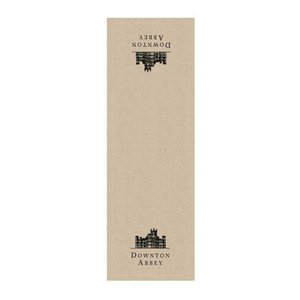 Downton Abbey Castle Logo Table Runner