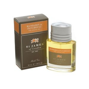 St. James of London St. James Mandarin & Patchouli Pre-Shave Oil