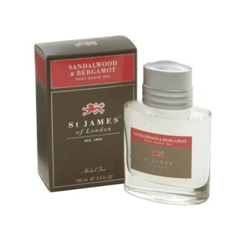 St. James of London St. James Sandalwood & Bergamot Post-Shave Gel