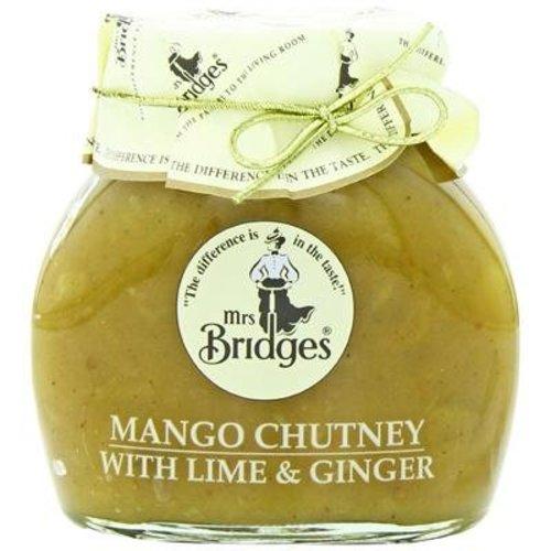 Mrs. Bridges Mrs. Bridges Mango Chutney with Lime and Ginger