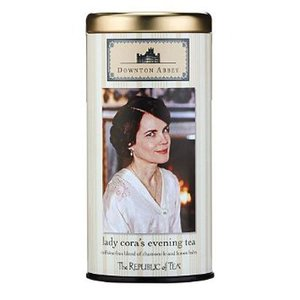 Republic of Tea Republic of Tea Downton Abbey Lady Cora's Evening Tea