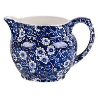 Calico Blue Small Dutch Jug