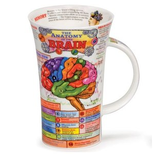 Dunoon Dunoon Glencoe Brain Mug