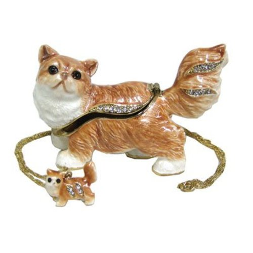 Kingspoint Designs Kingspoint Designs Cleo the Persian Cat