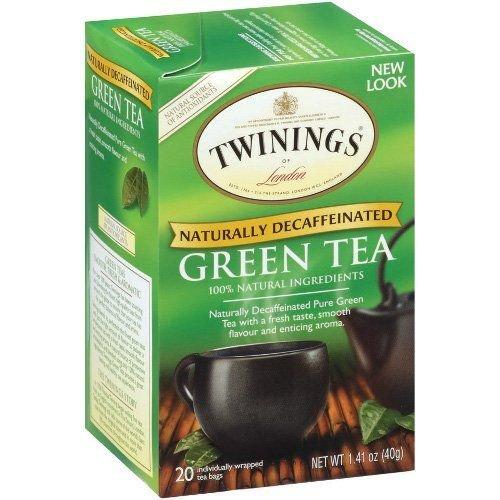 Twinings Twinings 20 CT Green Tea Decaffeinated