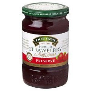 Duerr's Duerrs Strawberry Jam