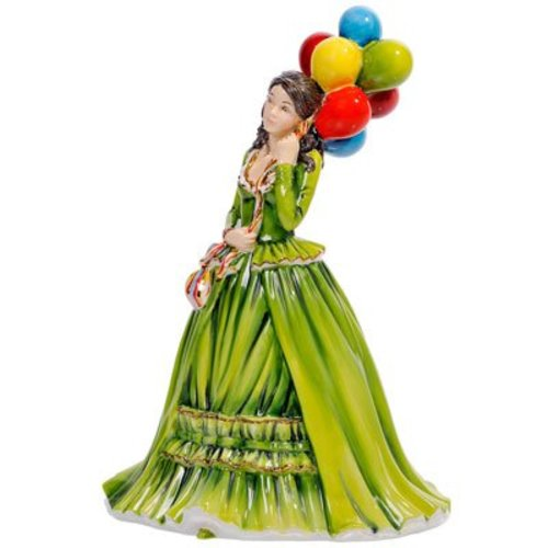 English Ladies Figurines English Ladies Co. Balloon Seller