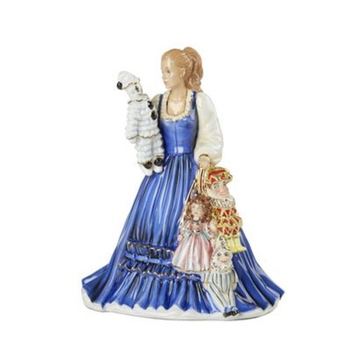 English Ladies Figurines English Ladies Co. Puppeteer