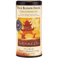 Peach Blossom Oolong Tea