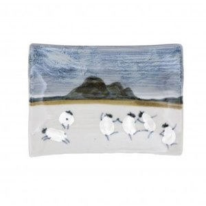 Highland Stoneware Highland Stoneware Sheep X-Small Rectangle