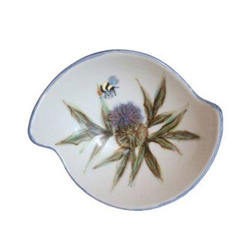 Highland Stoneware Highland Stoneware Thistle Quaich