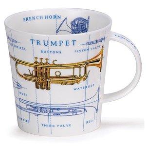 Dunoon Dunoon Cairngorm Music Icons Brass Mug