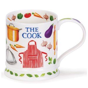 Dunoon Iona Characters The Cook Mug