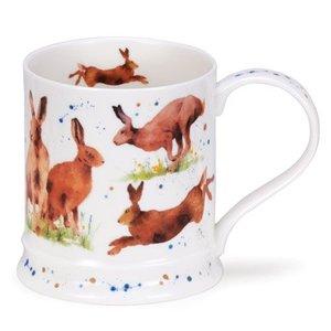 Dunoon Iona Hares Mug