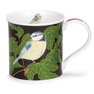 Dunoon Bute Bird Garden Blue Tit Mug