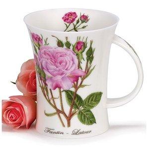 Dunoon Dunoon Richmond Rosa Botanica Fantin-Latour Mug