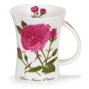 Dunoon Dunoon Richmond Rosa Botanica Mug - Mme Isaac Pereire