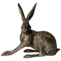 Frith Hare Crouching