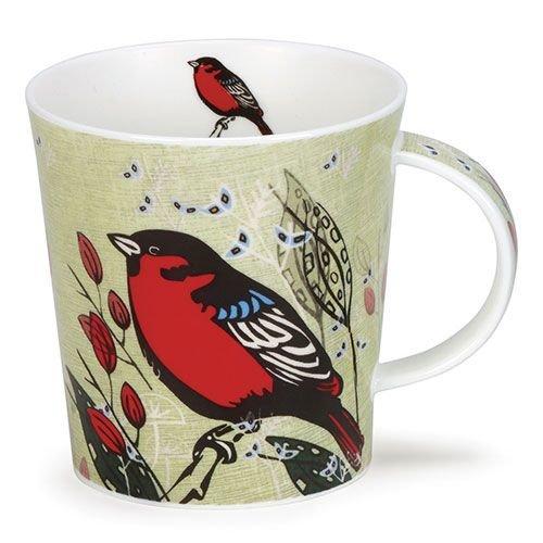 Dunoon Lomond Wilderness Red Bird Mug