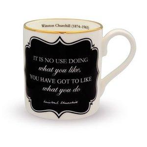 Halcyon Days Halcyon Days Churchill Mug - No Use