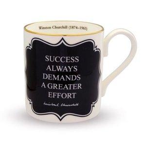 Halcyon Days Halcyon Days Churchill Mug - Success