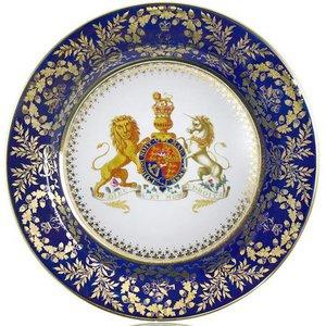 Royal Collection King George III Tin Plate