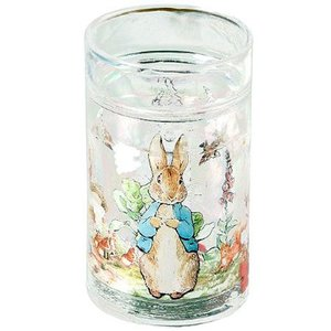 Beatrix Potter Peter Rabbit Glitter Beaker