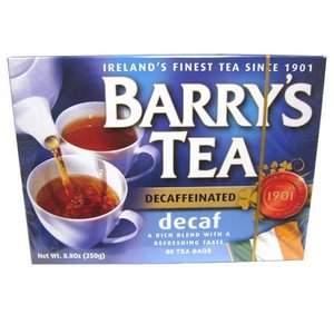 Barry's Tea Barry's Decaf Blend 80s