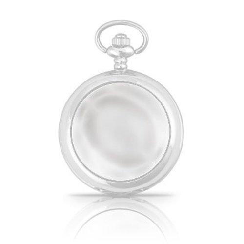A E Williams A E Williams Plain Fronted Pocket Watch
