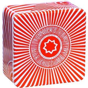 Tunnock's Tunnock's Caramel Wafer Deep Square Tin