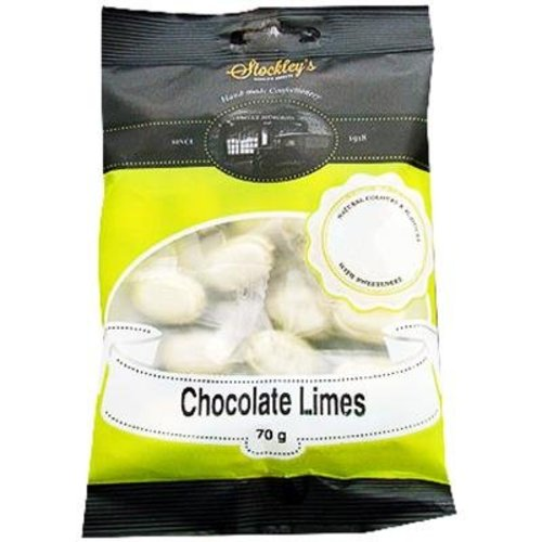 Stockley's Stockleys Chocolate Limes Bag