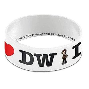 Doctor Who Wristband