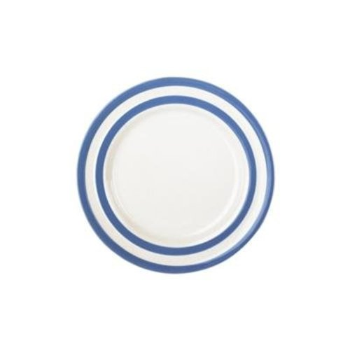 "Cornishware Cornishware Side Plate 6.75"" - Blue"